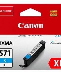 Canon Bläck CLI-571XL Cyan