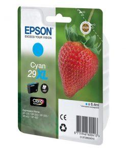 Epson Bläck 29XL Cyan