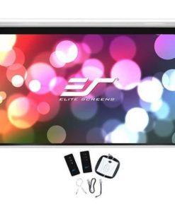 "Elite Screens 110"" 4K Elektrisk duk"