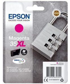 Epson Bläck 35XL Magenta