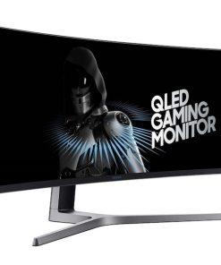"Samsung 49"" QLED Curved Ultra Wide C49HG"