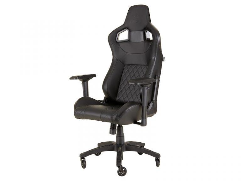 Corsair Gaming T1 RACE Gamingstol, svart