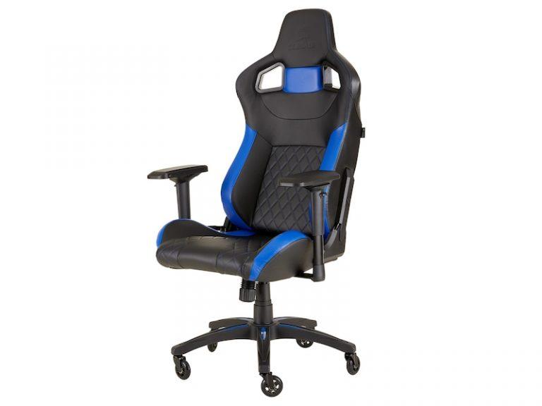 Corsair Gaming T1 RACE Gamingstol Svart/