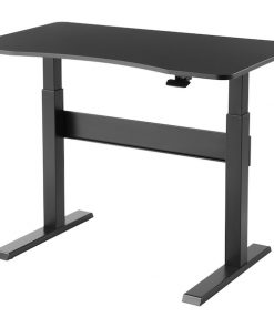 iiglo Ergo sitstand desk gaslift black