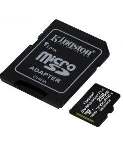 Kingston Canvas Select Plus microSD 256G