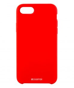 Champion Silikonskal till iPhone 7/8 Röd