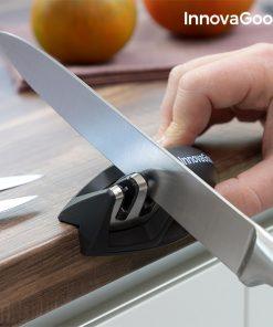 Knivslip liten och kompakt med 2 slip
