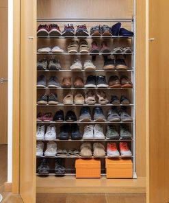 Skoställ - stor upp till 45 par skor