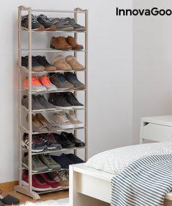 Skoställ - liten upp till 25 par skor