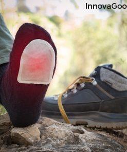 Fotvärmande lappar - Heatic Toe