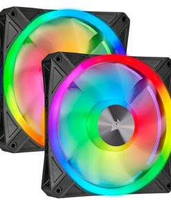 Corsair QL140 RGB 140mm 2pk