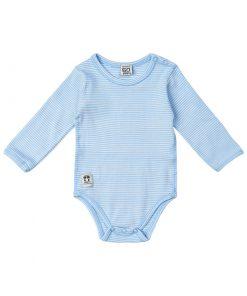 Blå body för barn från Pippi