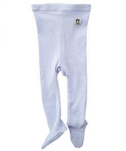 Bebis byxor från Pippi i blå färg