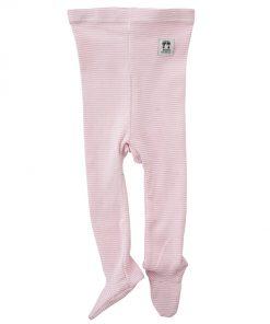 Rosa byxor till bebis - Pippi