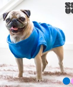 Hundtäcke för små hundar - Rosa