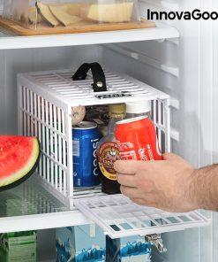 Kylskåpslåda med lås - Kylskåpsbur