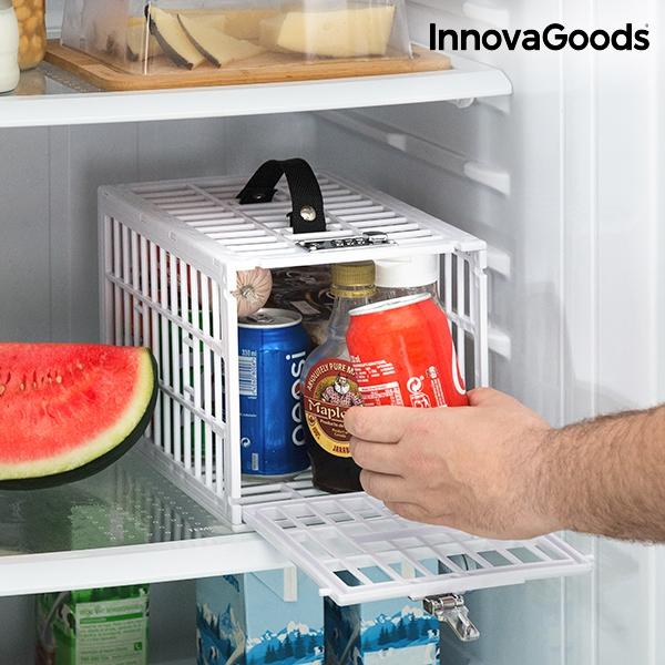 Låsbar kylskåpsbur - Kylskåpslåda