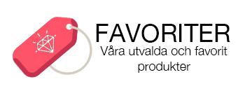 Våra utvalda och favoritprodukter