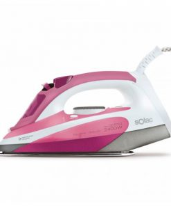 Ångstrykjärn Solac PV2006 2400W Rosa