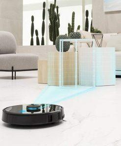 Robotdammsugare Cecotec Conga 5090 WiFi 5 GHz 8000 Pa 64 Db Svart