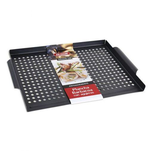 Grillpanna med hål för barbecue Algon (36 x 29 cm)
