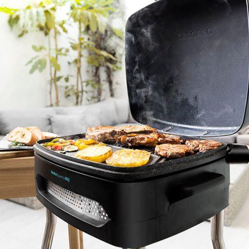 Elektriska Grillen Cecotec PerfectCountry BBQ 2000W