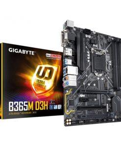 Gigabyte B365M D3H, Socket-1151