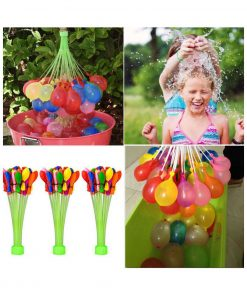 Självförslutande vattenballongen 100 stycken