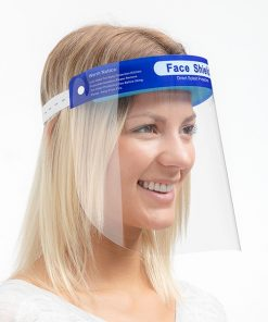 Visir - ansiktsskydd mot stänk
