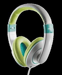 Hörlurar för barn - Trust Sonin grön