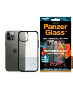 iPhone 12 /12 Pro ClearCase från PanzerG