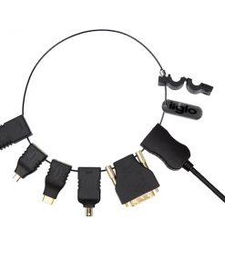 iiglo AV adapterkit för mötesrum, 6 dela