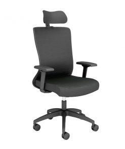 Ergonomisk kontorsstol, small/medium