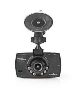 "Dash Cam | 1080p@30fps | 12.0 MPixel | 2.7 "" | LCD | Parkeringssensor | Rörelsedetektor | Mörkgrå"