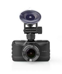 "Dash Cam | 1080p@30fps | 12.0 MPixel | 3.0 "" | LCD | Parkeringssensor | Rörelsedetektor | Nattläge | Svart"