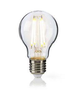 LED Glödlampa E27 | A60 | 7 W | 806 lm | 2700 K | Varm Vit | Retrostil | Antal lampor i förpackning: 1