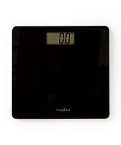 Digitala Person vågar   Digital   Svart   Härdat Glas   Maximal vägningskapacitet: 180 kg