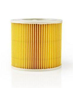 Kassettfilter | Passar till märken: Kärcher | A 2101 / A 2201 / WD 1 / WD 2 / WD 3 | Patronfilter