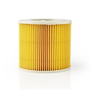 Kassettfilter   Passar till märken: Kärcher   A 2101 / A 2201 / WD 1 / WD 2 / WD 3   Patronfilter