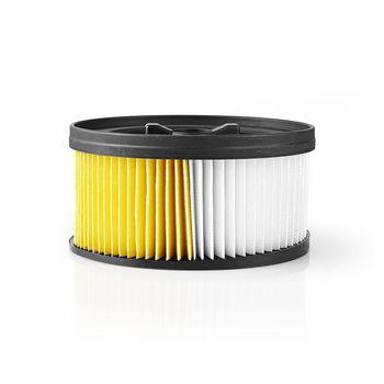 Kassettfilter   Passar till märken: Kärcher   WD 4 / WD 5   Patronfilter