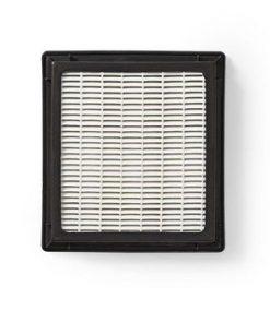 Ersättnings Active HEPA-filter | Passar till märken: Nilfisk | Svart/Vit