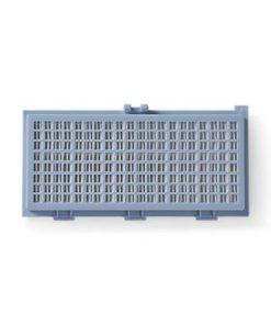 Ersättnings Active HEPA-filter | Passar till märken: Miele | Blå/Vit