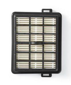 Ersättnings Active HEPA-filter | Passar till märken: Nedis | Svart/Vit