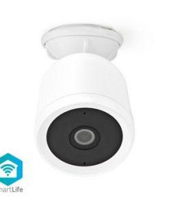 Smartlife utomhus kamera   Wi-Fi   Full HD 1080p   IP65   Cloud / DRM-stöd   5,0 V DC   Nattsikt   Android™ & iOS   Vit