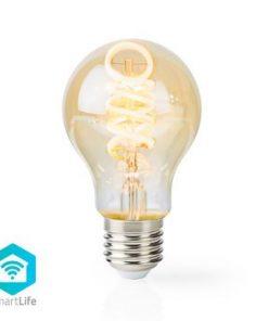 SmartLife LED vintage lampa   Wi-Fi   E27   350 lm   5.5 W   Kall Vit / Varm Vit   1800 - 6500 K   Android™ & iOS   Diameter: 60 mm   A60