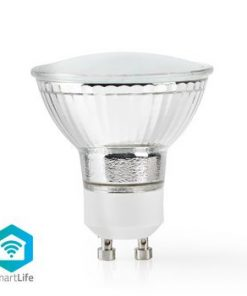 SmartLife LED Bulb   Wi-Fi   GU10   330 lm   4.5 W   Varm Vit   2700 K   Energiklass: A+   Android™ & iOS   Diameter: 50 mm   PAR16