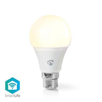 SmartLife LED Bulb   Wi-Fi   B22   800 lm   9 W   Varm Vit   2700 K   Energiklass: A+   Android™ & iOS   A60