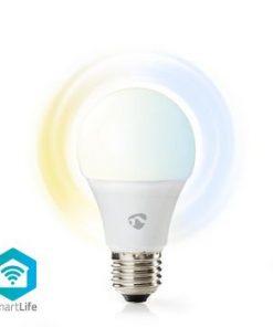 SmartLife LED Bulb | Wi-Fi | E27 | 800 lm | 9 W | Kall Vit / Varm Vit | 2700 - 6500 K | Energiklass: A+ | Android™ & iOS | Diameter: 60 mm | A60