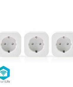 SmartLife Smart Plug   Wi-Fi   2500 W   Schuko / Typ F (CEE 7/7)   -10 - 45 °C   Android™ & iOS   Vit