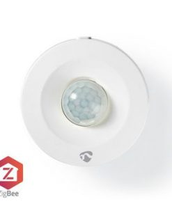 SmartLife Smartrörelsesensor | Zigbee | Batteridriven | IP20 | Detektorvinkel: 120 ° | Detektorområde: 7 m | Maximalt batteritid: 1 år | Android™ & iOS | Vit
